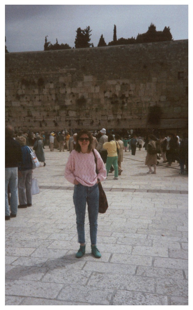 israel-klagemauer