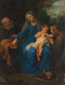 De_heilige_familie_met_Maria_Magdalena_Rijksmuseum_SK-A-597